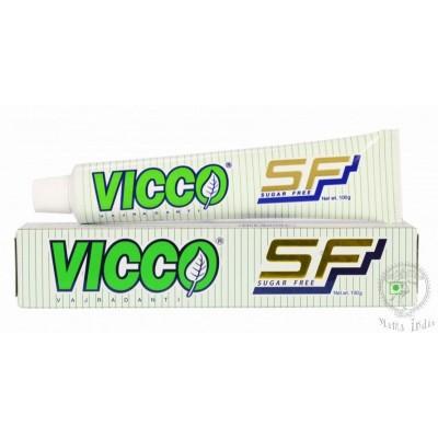 Зубная паста Vicco без сахара (Викколабс  Ваджраданти)  ,Индия ,100 г