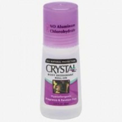 Натуральный  роликовый дезодорант Кристалл (Crystal Body Deodorant Roll-on) 66 мл