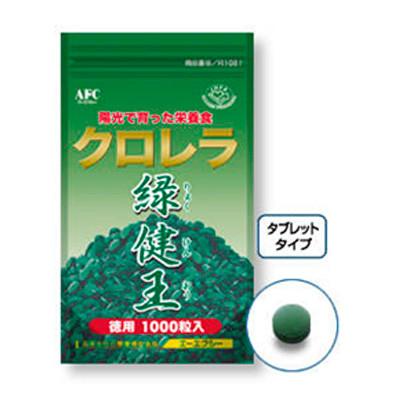 Хлорелла. 1000 табл.. Япония