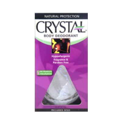 Натуральный  дезодорант Кристалл/ Камень (Crystal Body Deodorant Rock)