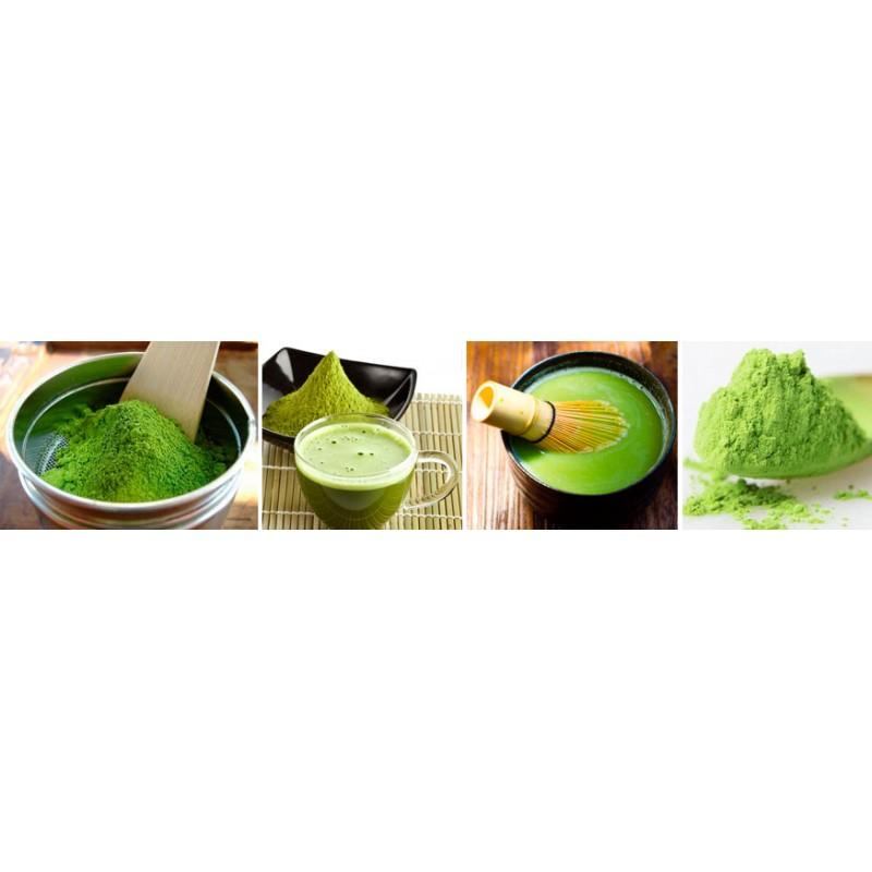 Каталог зеленых чаев