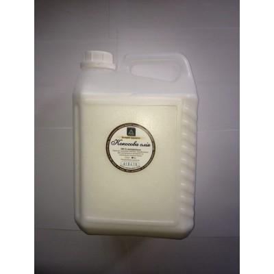 Кокосовое масло пищевое  ,сырье Индонезия, 5 л